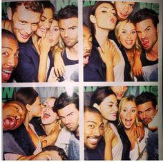 The Originals cast :)