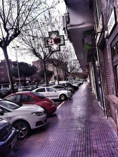 Las calles de Talavera Street