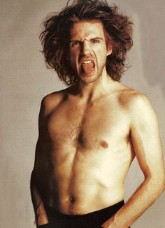 Ralph Fiennes by Lord Snowdon (1990's)