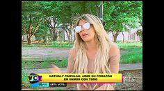 Nathalie Carvajal habla de video sexual del que afirman es protagonista