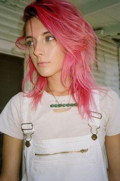 Chloe Norgaard Poses for 2Bandits Spring 2014 Lookbook