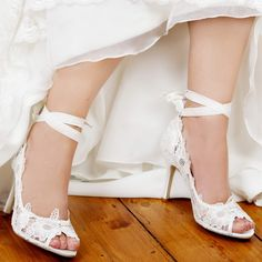 Chaussures mariage Violet