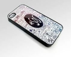 5 second of summer quote iPhone4/4s/5/5c/5s Samsung G by ArcEnemy, $14.44