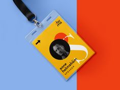 Forma Name Badge event branding name tag name badge branding Name Tag Design, Id Card Design, Id Design, Badge Design, Business Card Design, Identity Card Design, Branding Design, Conference Badges, Event Id