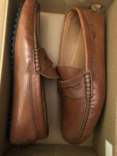 fbad3cfe4  195 Polo Ralph Lauren Loafer Made In Italy Brown Leather Size 10  fashion   clothing  shoes  accessories  mensshoes  casualshoes (ebay link)