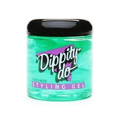 Dippity do.  Oh I used this all the time.