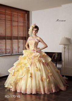 I wouldn't wear this but this looks really similar to Belle's dress from Beauty and the Beast