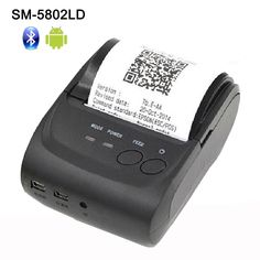 28.70$  Watch more here  - Portable 58mm Thermal Bluetooth Printer Bluetooth Receipt Printer bluetooth USB / serial port for Windows Android POS Printer