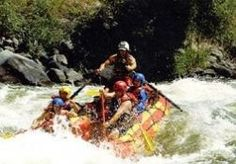 Squidoo - How to Become a River Rafting Guide