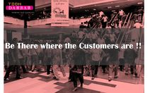 """It is very important  for Brands to """" Be there where the Customers are """""""