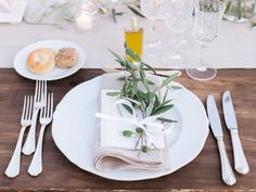 place setting treatment