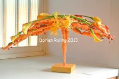 Artist Dorien Roling Sculpture Art, Sculptures, Floral Design, Art Floral, High Art, Ikebana, Artsy Fartsy, Flower Art, Flower Arrangements