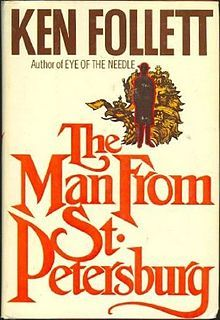 The Man St. Petersburg by Ken Follett. One of his older books and a great period drama.
