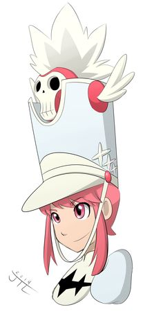 Kill La Kill - Nonon Jakuzure by EnterMEUN.deviantart.com on @deviantART