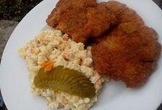 Bramborovo-celerový salát Grains, Rice, Treats, Chicken, Food, Sweet Like Candy, Essen, Yemek, Snacks