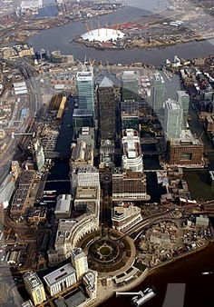 U.K. Canary Wharf, London, HSBC Tower, HQ5 and Jubilee Park kept watertight with Monolithic Membrane 6125