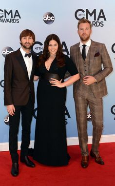 Lady Antebellum from 2013 CMA Awards | E! Online