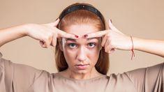 8 cviků proti vráskám v obličeji: Nestojí nic a fungují! Eyes, Nike, Makeup, Beauty, Make Up, Beauty Makeup, Beauty Illustration, Cat Eyes, Bronzer Makeup