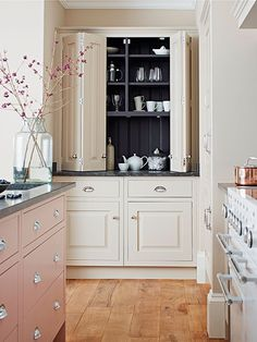 John Lewis of Hungerford Artisan larder cupboard