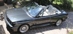1991 BMW E30 M3 Convertible