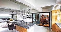 House Tour: Quirky bachelor pad with 6 amazing features