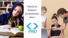 Programozó oktatás hírek Budapest, Web Design, Design Web, Site Design, Website Designs