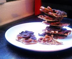 Salted Caramel Pretzel Bark--changed my life.