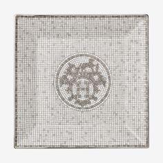 Mosaique au 24 square plate