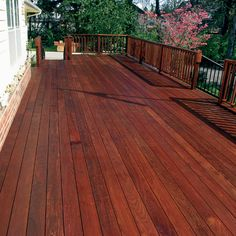 Idea for patio/deck and side steps