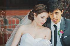 Bridal hairstyle