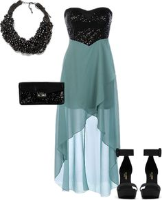 """My sparkly christmas date"" by jasmine-yong on Polyvore"