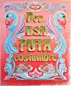 Fileteado Porteño - | Nueva Escuela de Diseño y Comunicación | Carreras, Cursos Presenciales y a Distancia de Diseño, Arte y Tecnología | Buenos Aires, Argentina