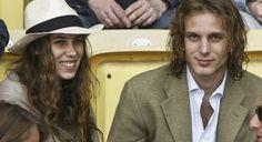 Andrea Casiraghi y Tatiana Santodomingo