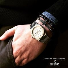 TOTAL BLACK Check out  @charliem015 jewelry line at www.seven-50.com and tell us which piece is your favorite #iwearcharliematthews #charliematthews #silver #silver925 #seven50 #seven50jewels #sevenfifty #750 #jewelry #jewels #jewel #fashion #ring #rings #trendy #accessories #love #beautiful #ootd #fashion #style #madeinitaly #italy #accessory #stylish #fashionjewelry #interchangeable #interchangeablering