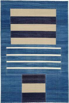 Madeline Weinrib - Denim Carpets