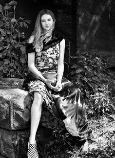 Shailene Woodley for Marie Claire (2013)