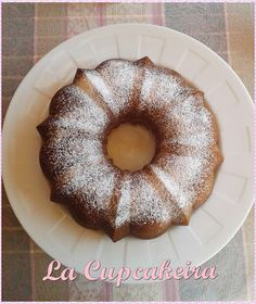 La cupcakeira: Increíble Bundt de nata montada y vainilla I