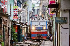 Train Hanoï