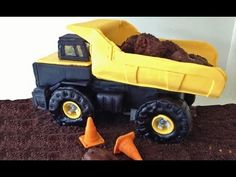 Truck Cake 3D Tutorial HOW TO Cook That - YouTube reipes & templates available for $4.99 @ their site