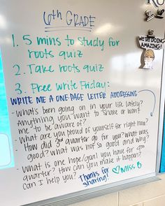 Thought I'd share one of my favorite relationship-building strategies as spring break approache 6th Grade Writing, 8th Grade Ela, Teacher Tools, Teacher Resources, Teacher Stuff, Teaching Ideas, Middle School Science, Beginning Of School, Science Classroom