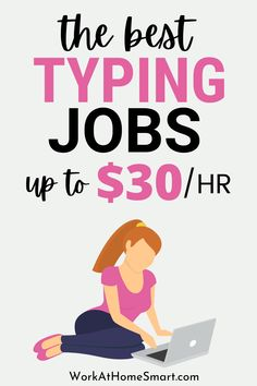 Want to make money online typing files? Great! Here's a list of work from home typing jobs for beginners and pros. Work From Home Typing, Work From Home Jobs, Online Typing Jobs, Fanfiction Writer, Employment Opportunities, Data Entry, Screenwriting, Earn Money Online, Extra Money