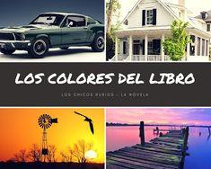 Blog de Los Chicos Rubios : Los Colores del Libro