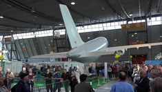 The Incredible Indoor RC Airbus A-320…