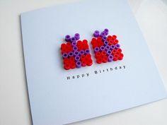 Hama beads - presents | Flickr - Photo Sharing!