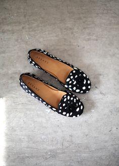 Sézane / Morgane Sézalory - Dali slippers #sezane #dali
