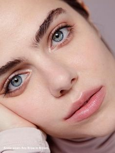 How to Achieve Full, Fluffy Brows