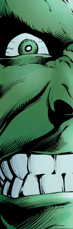 Hulk by Alan Davis