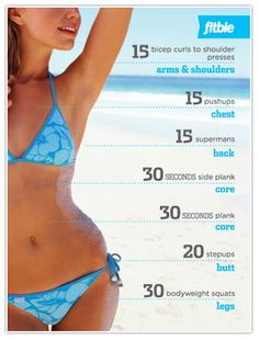 The Hot Body Workout