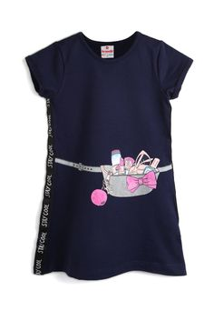 Frocks For Girls, Girls Dresses, Girl Fashion Style, T Dress, Cute Outfits For Kids, Girls Jeans, Kids Wear, Kids Girls, Cool Kids