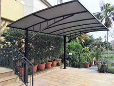 Pergola In Front Yard Info: 5875165723 Pergola Ideas For Patio, Patio Pergola, Pergola Carport, Backyard Bar, Patio Canopy, Carport Shade, Carport Canopy, Pergola Shade, Aluminum Patio Awnings